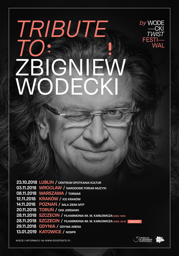 TRIBUTE& TO: ZBIGNIEW WODECKI